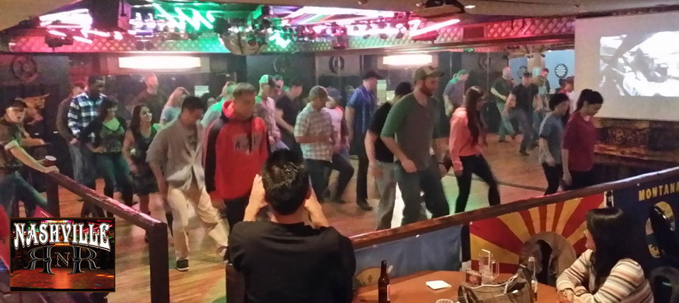 Nasville Country Club Line Dancing